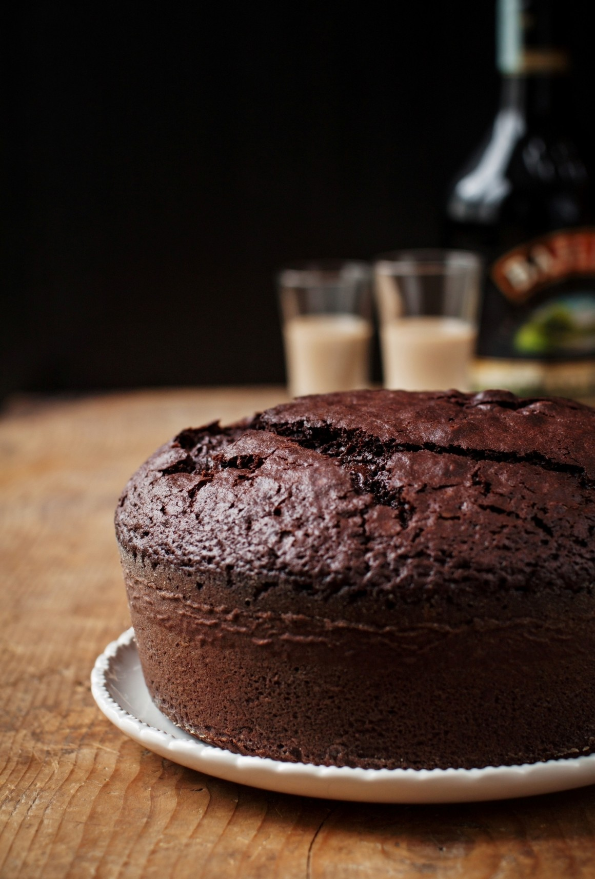 chocolate bayles cake 2