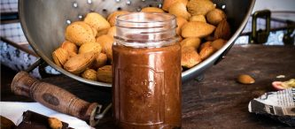 Choco almond butter