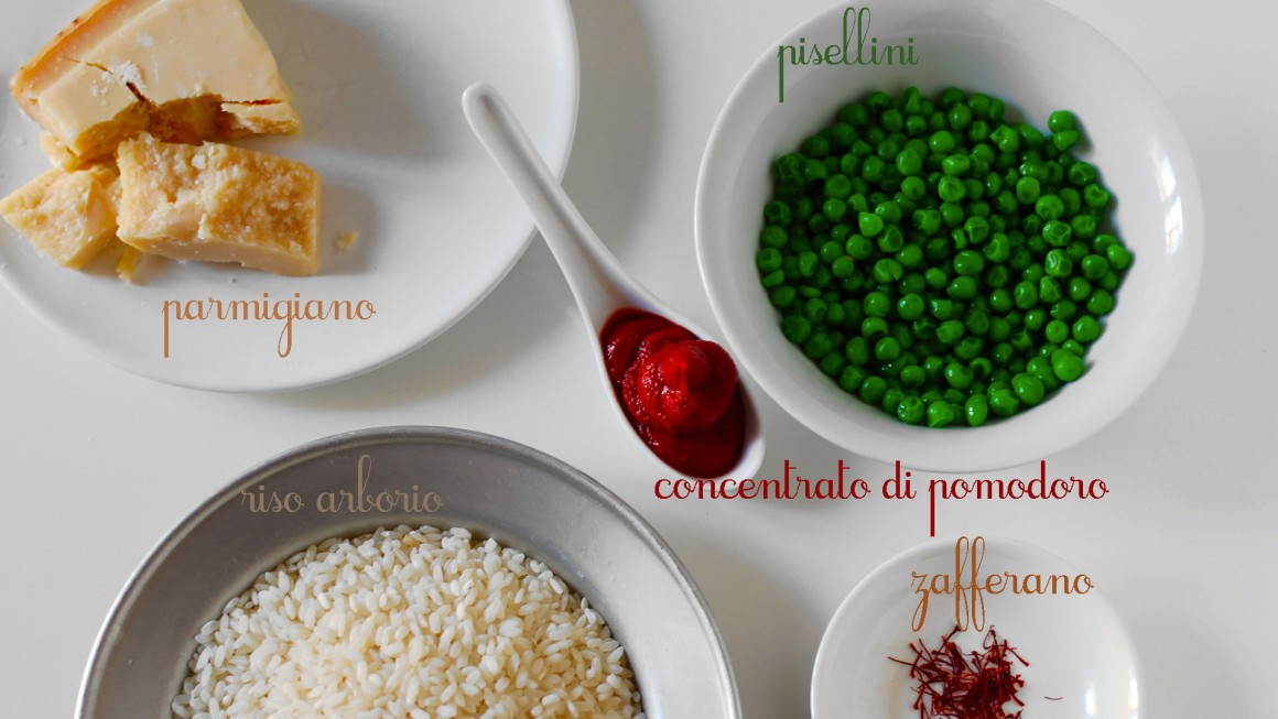 arancina ingredienti