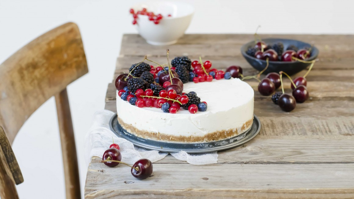 cheesecake light allo yogurt
