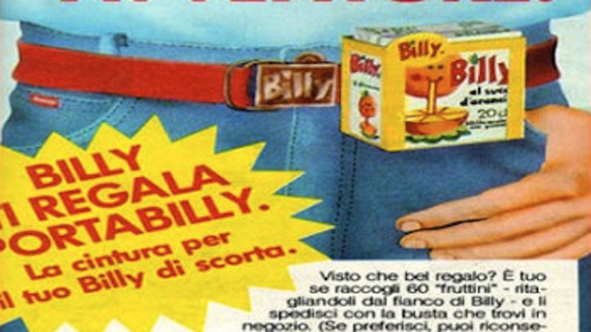 Succo Billy