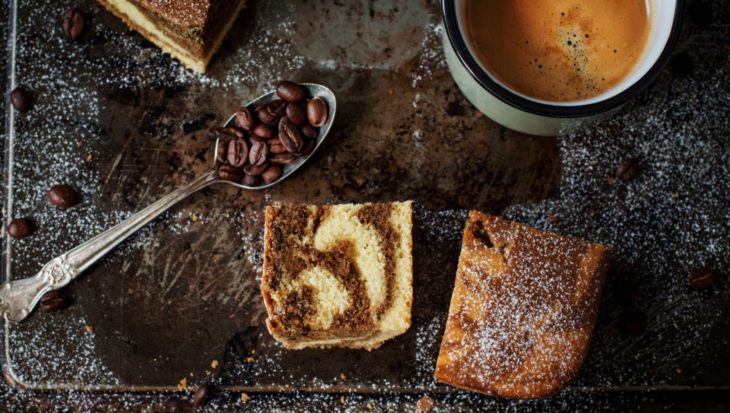cappuccino squares  or