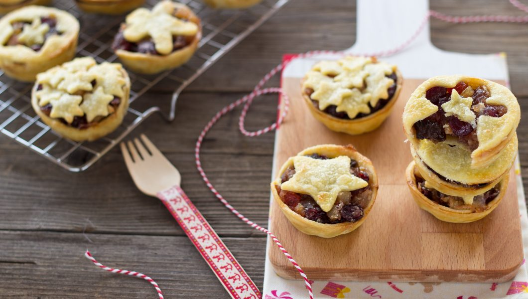 Mince pies anglosassoni