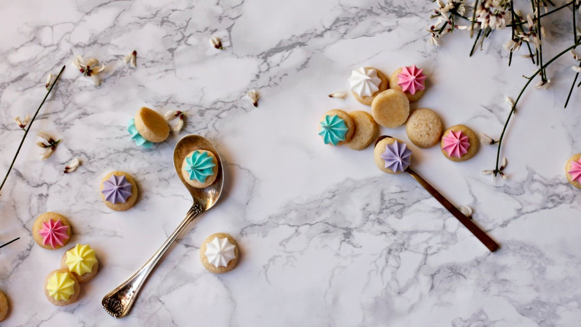iced gems cookies