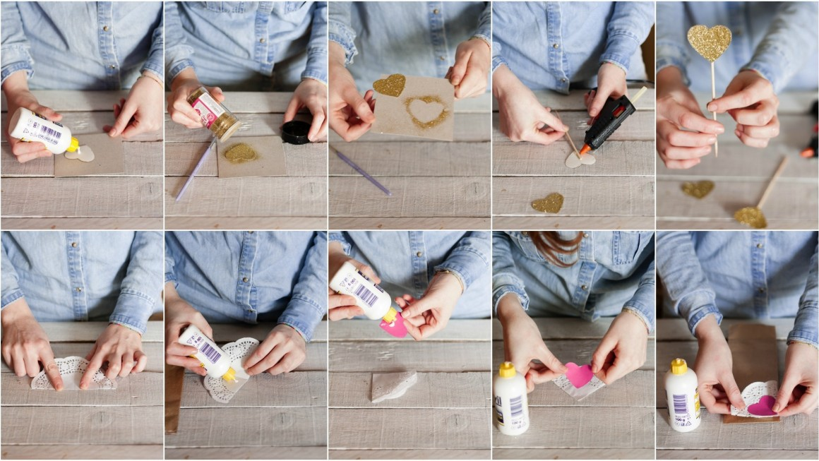 DIY Packaging di San Valentino tutorial (1)