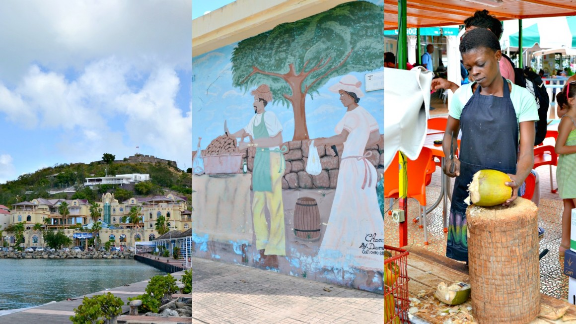 collage st marteen
