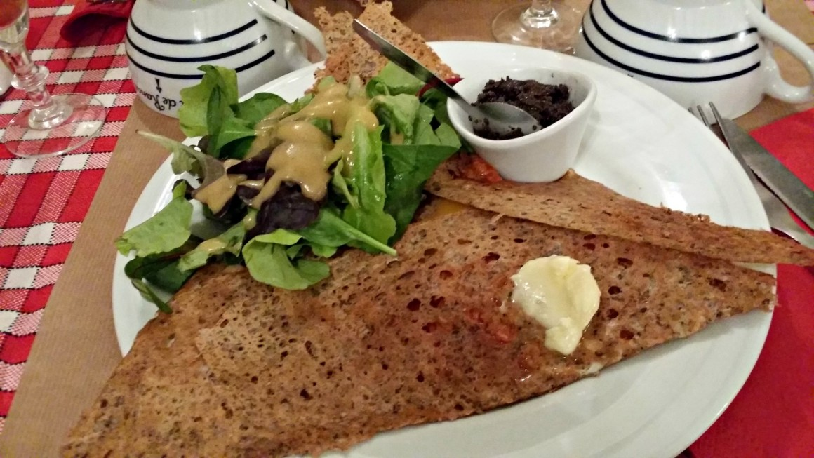 orizzontale galettes