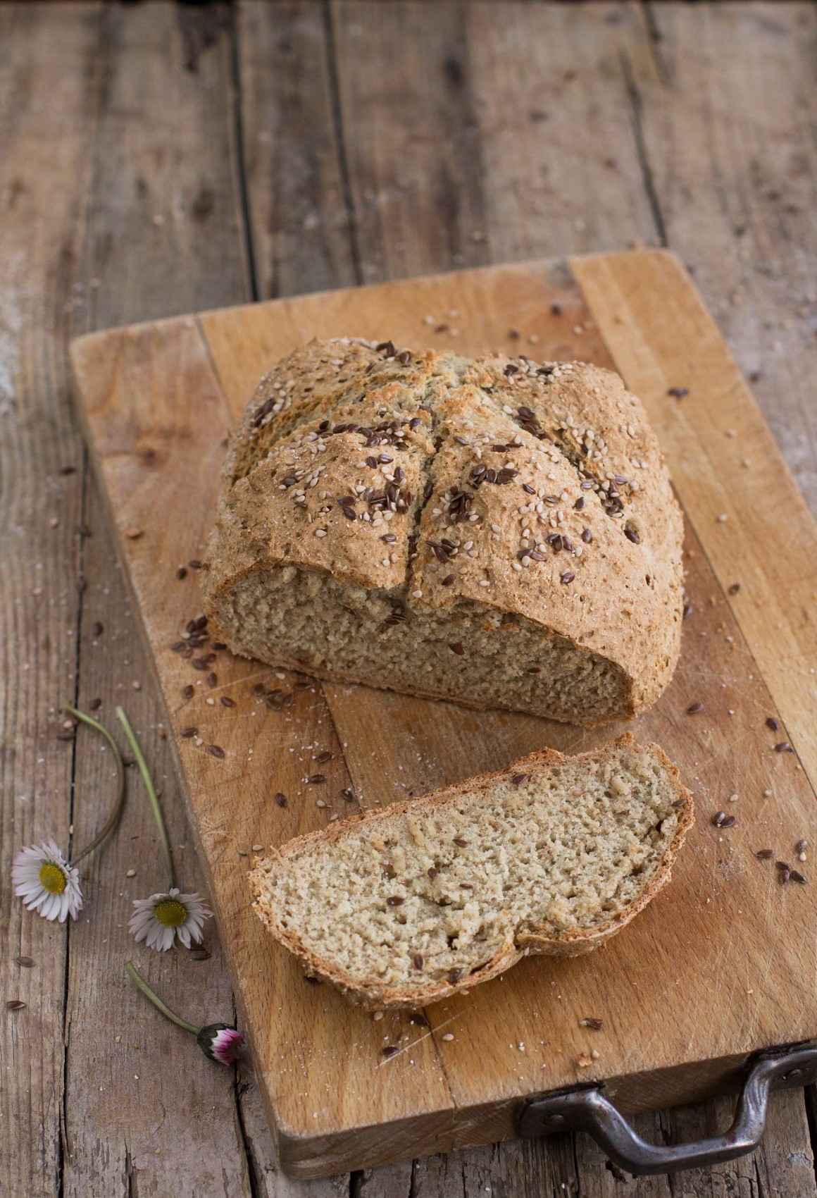 Irish sodo bread