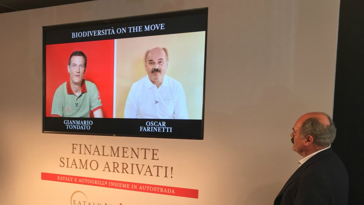 Eataly - conferenza stampa 1