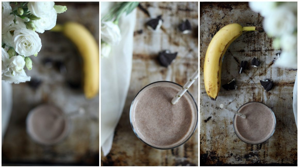 smoothie oreo Collage