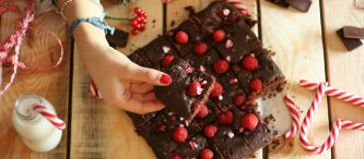 veg brownies Evidenza