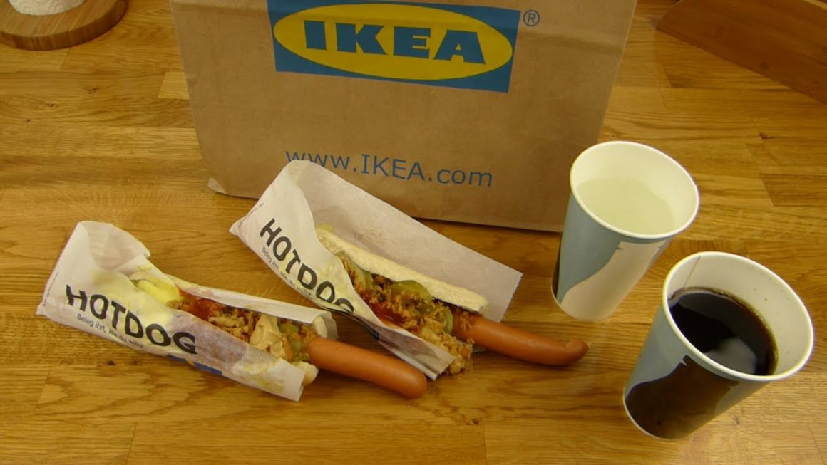 ikea in arrivo l 39 hot dog vegano ifood. Black Bedroom Furniture Sets. Home Design Ideas