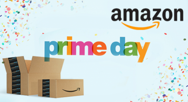 Amazon Prime Day: 24 ore di sconti imperdibili!